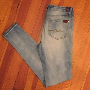 7 For All Mankind Jeans (Girls size 12)